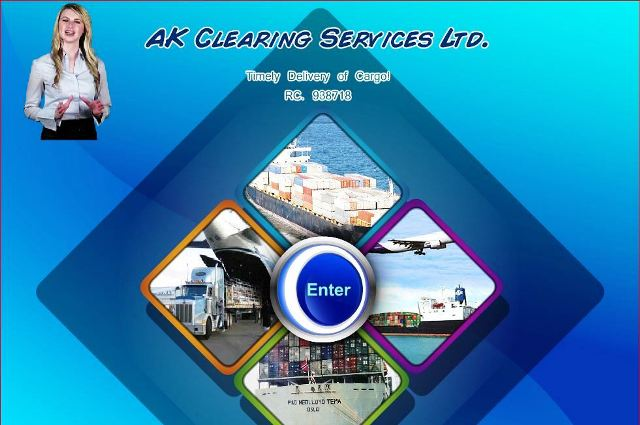 Navigate to A. K. Clearing Services