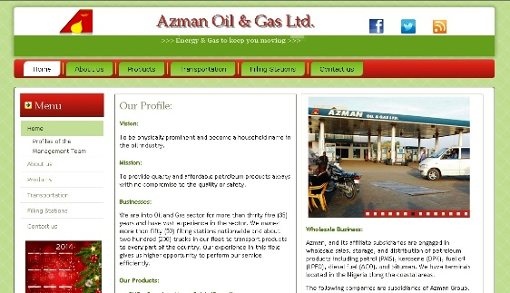 Azman Oil & Gas Ltd.